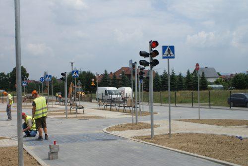 DSC05963 1 500x335 Miasteczko ruchu drogowego w Chełmcu