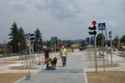DSC05964 1 500x335 Miasteczko ruchu drogowego w Chełmcu