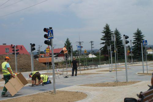 DSC05965 1 500x335 Miasteczko ruchu drogowego w Chełmcu