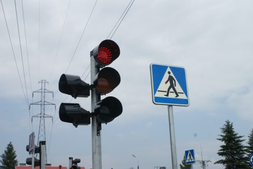 DSC05969 1 500x335 Miasteczko ruchu drogowego w Chełmcu