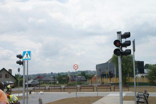 DSC05973 1 500x335 Miasteczko ruchu drogowego w Chełmcu