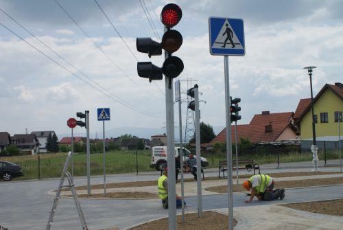 DSC05976 1 500x335 Miasteczko ruchu drogowego w Chełmcu