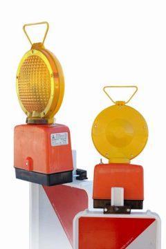 LOD 1 zolta 240x360 Lampy ostrzegawcze diodowe LOD