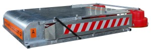 bez ukladu pionujacego 1 300x99 Panel without system to rotate warning lamps