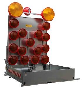 z dadatkowym pulsatorem fi 200 2 286x300 Panel with additional lamp