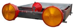 z dadatkowym pulsatorem fi 200 4 300x117 Panel with additional lamp