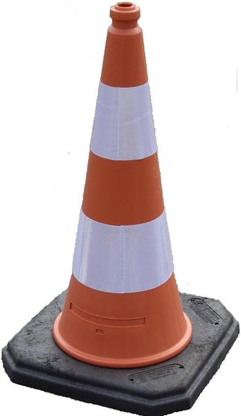 75 cm cone and HD PE reflective road cones height 75 cm