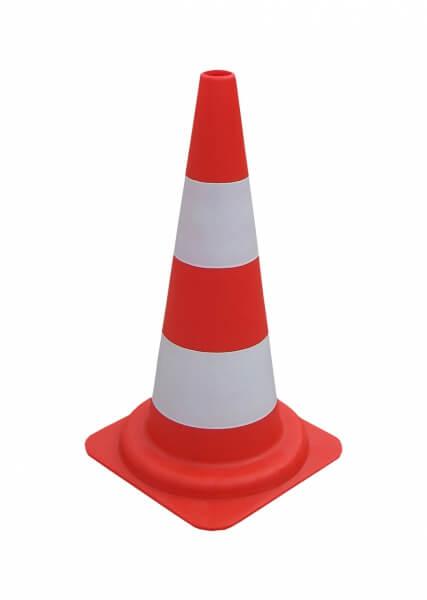 Cone traffic cones 54 cm height 50 cm