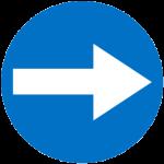 2323 c 1 150x150 Znaki drogowe   nakazu