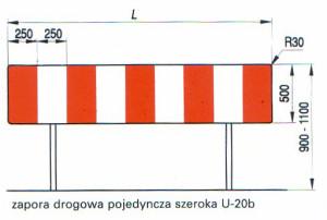 U20b 300x202 Dam Road U 20a d