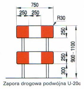 U20C 282x300 Dam Road U 20a d
