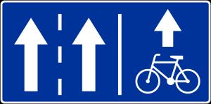 znak f19 300x149 Znaki drogowe   uzupełniające