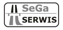 logo SeGa SERWIS Strona główna