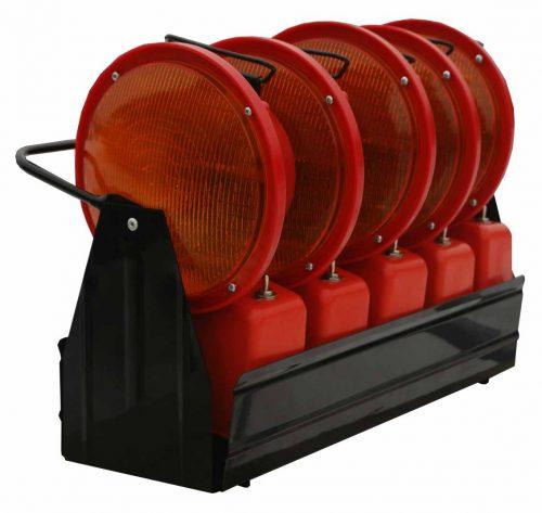 DSC03694 500x473 LED Warning Lamps - Battery Φ200