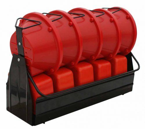 DSC03702 500x445 LED Warning Lamps - Battery Φ200