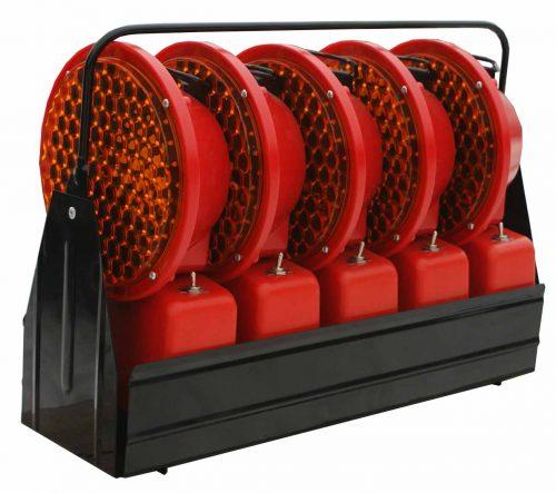 DSC03730 500x443 LED Warning Lamps - Battery Φ200