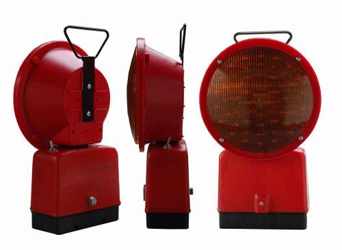 L8M 1 500x366 LED Warning Lamps - Battery Φ200
