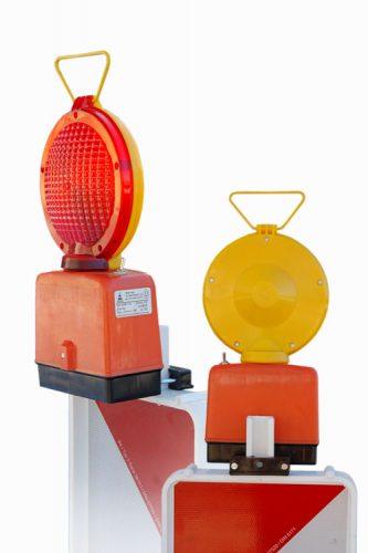 LOD 1C 6V Z 333x500 Lampy Ostrzegawcze Diodowe – bateryjne Φ185