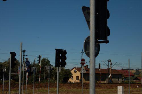 miasteczko rowerowe Bobowa 5 500x333 Miasteczko ruchu drogowego w Bobowej