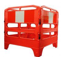 Bariera studzienkowa Gardian 200x186 Zapory i kładki dla pieszych U 28
