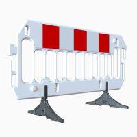 REVIA bariera z tworzywa 200x200 Zapory i kładki dla pieszych U 28