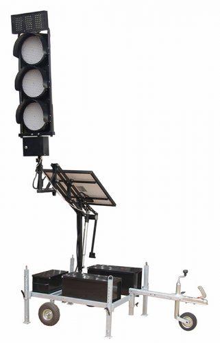 sygnalizacja zasilanie solarne2 321x500 Zasilanie solarne w drogownictwie