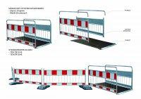 zapory drogowe 200x141 Zapory i kładki dla pieszych U 28