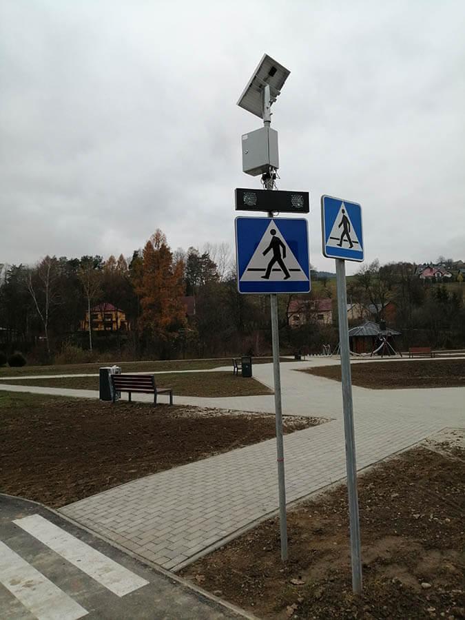 przyszowa2 1 Educational traffic lights in Przyszowa   Poland