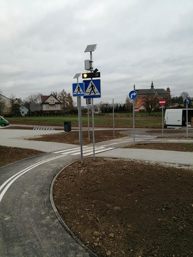 przyszowa4 1 Educational traffic lights in Przyszowa   Poland