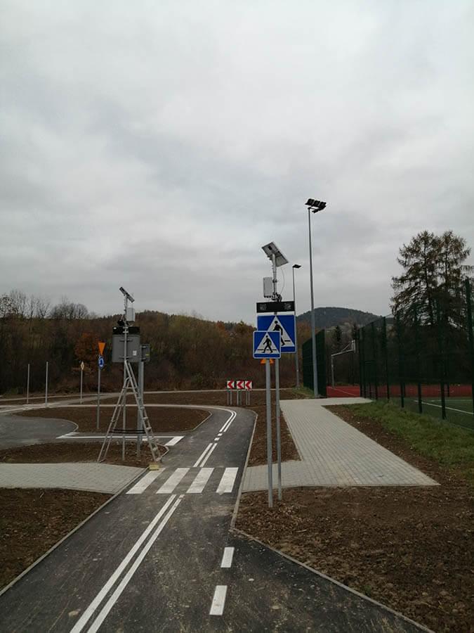 przyszowa6 1 Educational traffic lights in Przyszowa   Poland