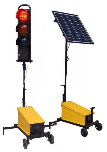 niezalezny zestaw solarny 1 353x500 Zasilanie solarne w drogownictwie