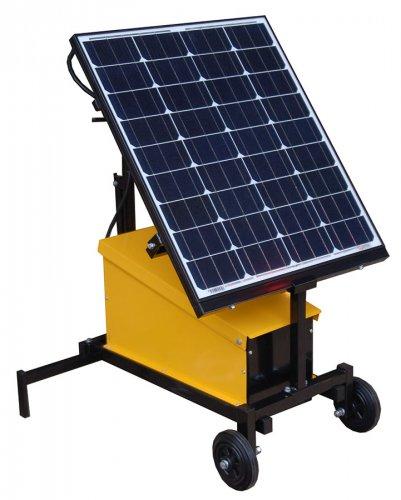 niezalezny zestaw solarny 3 401x500 Zasilanie solarne w drogownictwie