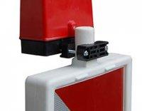 uchwyt w cenie 200x156 Lampy Ostrzegawcze Diodowe – bateryjne Φ185